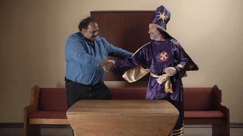 Matt Ornstein: Accidental Courtesy – Daryl Davis, Race & America